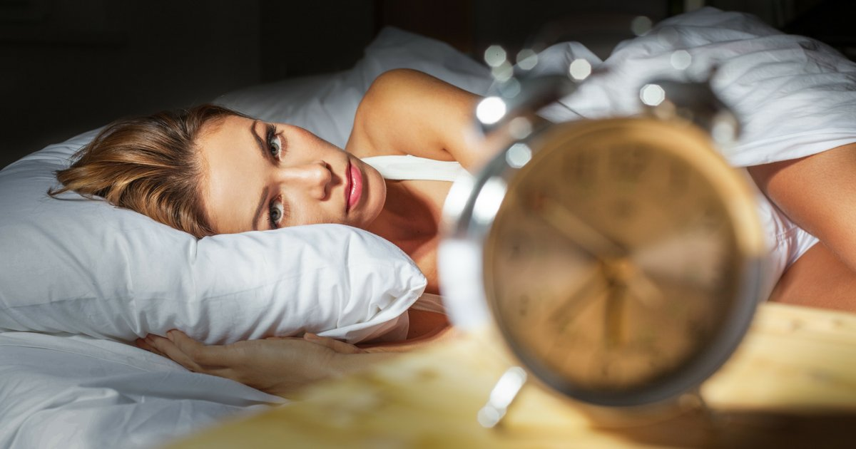 sans titre 4 - Tu te réveilles toujours pendant la nuit? Voilà pourquoi!