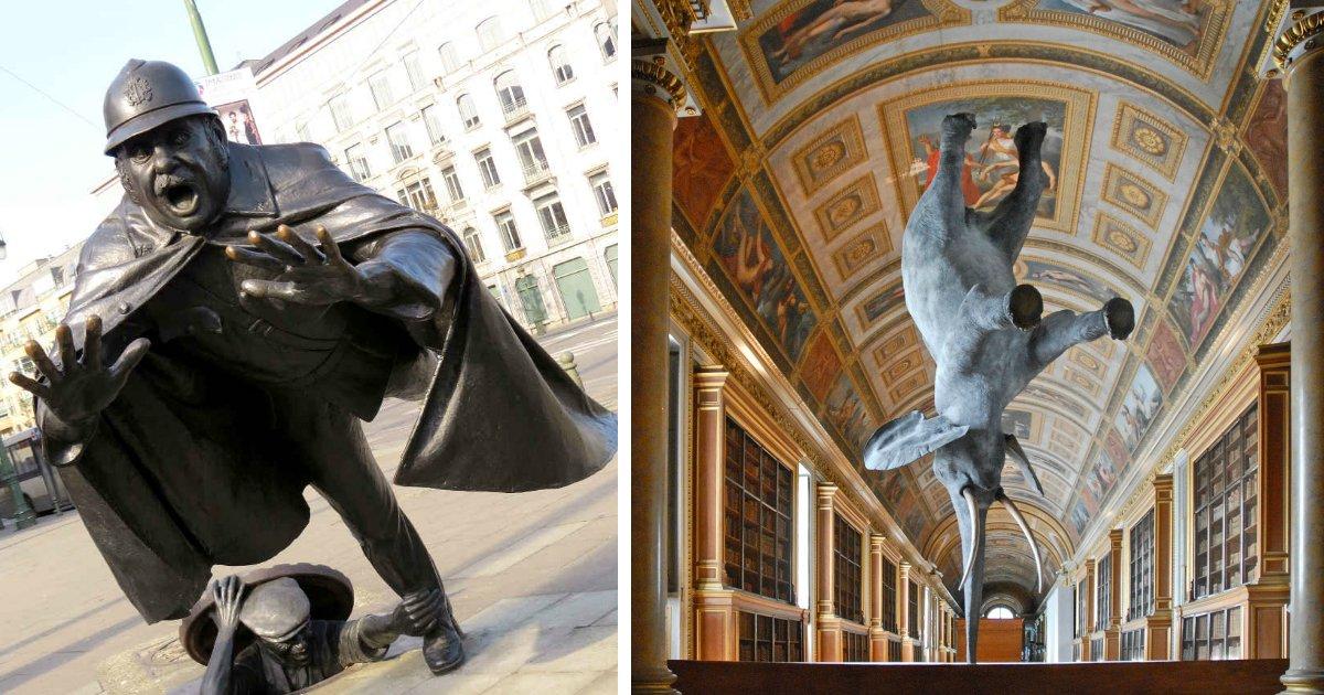 scalfin.jpg?resize=1200,630 - Você nunca viu esculturas tão incríveis antes!