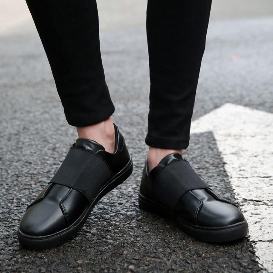 socks for slip on shoes YC1086SZ thum 3 BLK.jpg?resize=1200,630 - スリッポンには靴下?素足?オシャレなのはどっち?