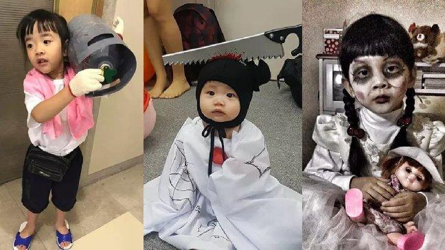 taiwan - 16 crianças taiwanesas que arrasaram com suas fantasias de Halloween!