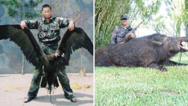 thumbnail 6 - 老天鵝啊!這些出現在韓國軍中的恐怖巨大生命體究竟是什麼?!
