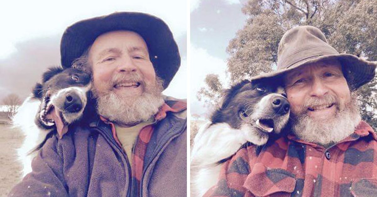 thumbnail5kkllk.png?resize=412,232 - Homem fica famoso na internet por tirar fotos extremamente fofas com seus animais da fazenda!