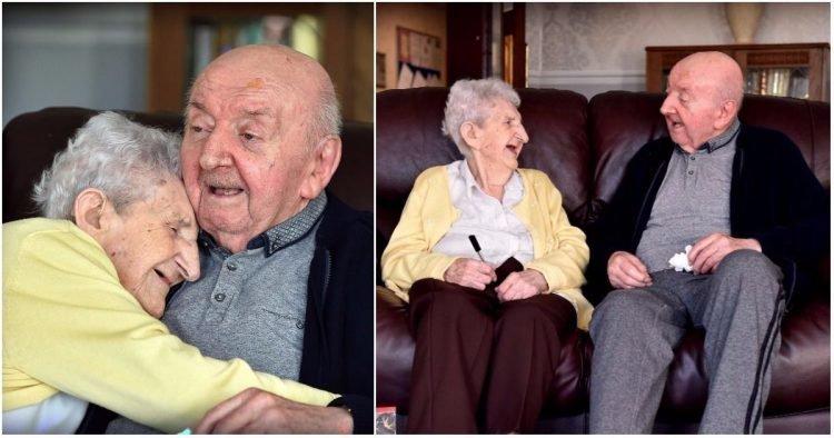 tom e a mae de 98 5.jpg?resize=1200,630 - Aos 98 anos, mãe se muda para cuidar do filho de 80