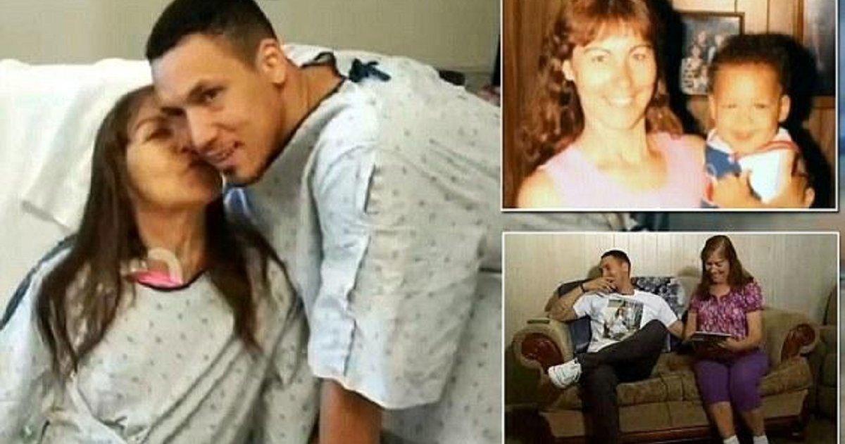 untitled 1.png?resize=412,232 - Ela adotou um garoto que ninguém queria, 28 anos depois ele retribuiu o seu amor com um lindo gesto
