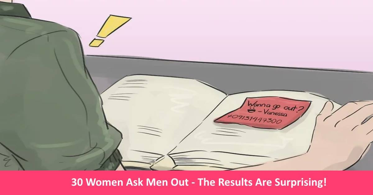 womenaskmenout.jpg?resize=300,169 - 30 Women Reveal What Happened When They Asked Men Out On A Date