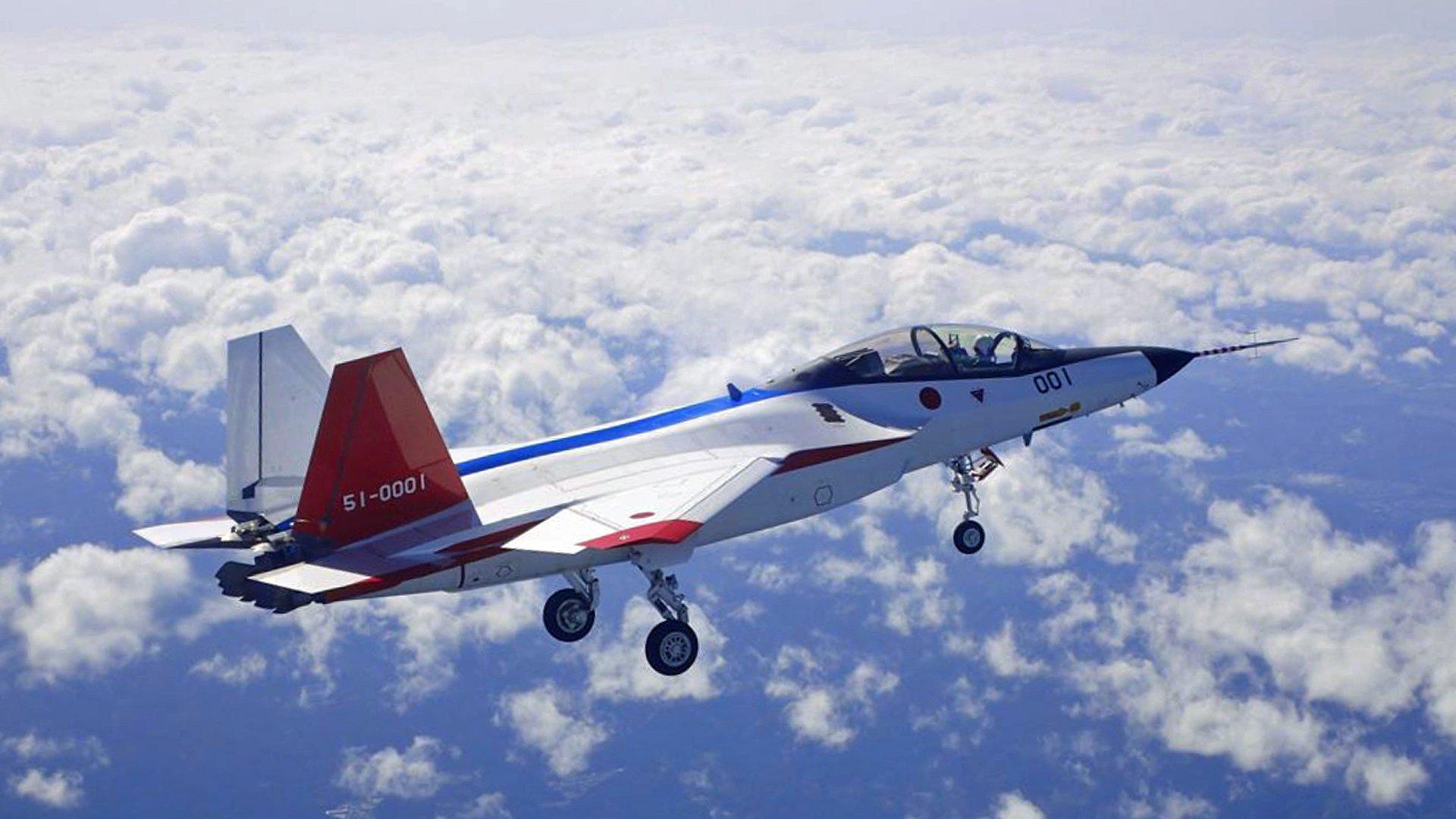 x 2 - 開発中止せよとの声も多い?新型ステルス戦闘機『心神』の開発状況