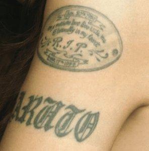 安室奈美恵 タトゥー에 대한 이미지 검색결과
