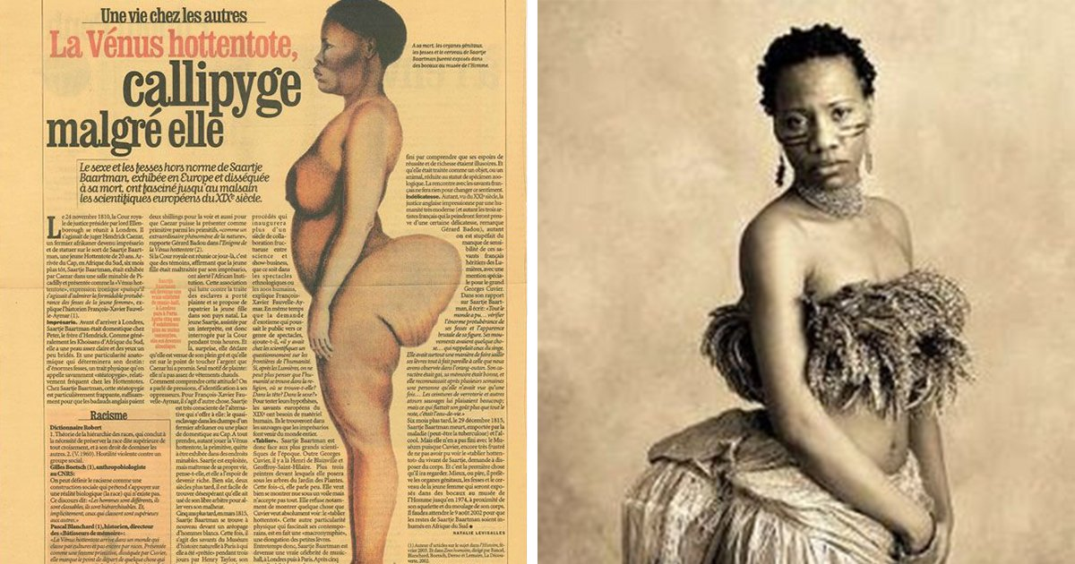 1 198 - 死後依舊不得安寧?!一生到死後 200 年都被當作觀賞物的女性