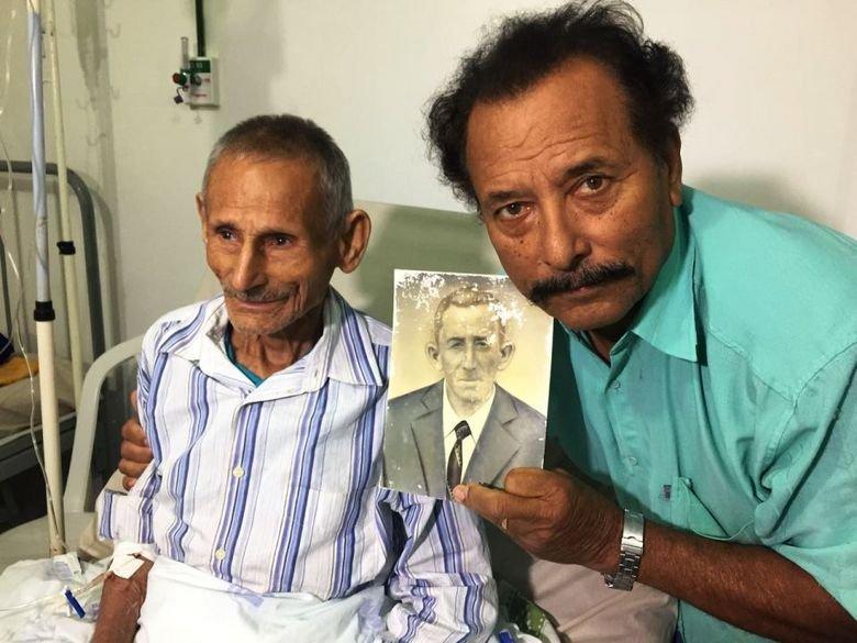 1 7.jpg?resize=1200,630 - Após 50 anos sem se ver, irmãos se encontram por acaso em hospital