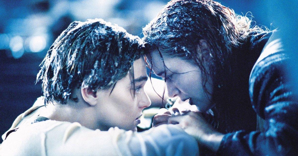 12 titanic w1200 h630.jpg?resize=1200,630 - Kate Winslet recria cena de Titanic com final alternativo em programa