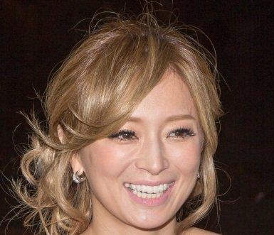 PARIS, FRANCE - JANUARY 27:  Singer Ayumi Hamasaki attends the 'Buddha 2' Paris Premiere at the 'Pont des Arts' Bridge on January 27, 2014 in Paris, France.  (Photo by Marc Piasecki/GC Images)