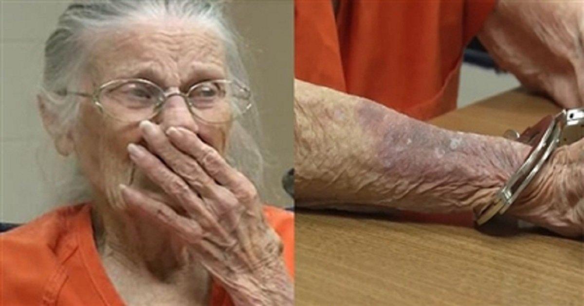 15642184 g png.jpg?resize=1200,630 - Mulher de 93 anos é presa por não pagar o aluguel de sua casa de repouso, mas ela diz que isso é mentira