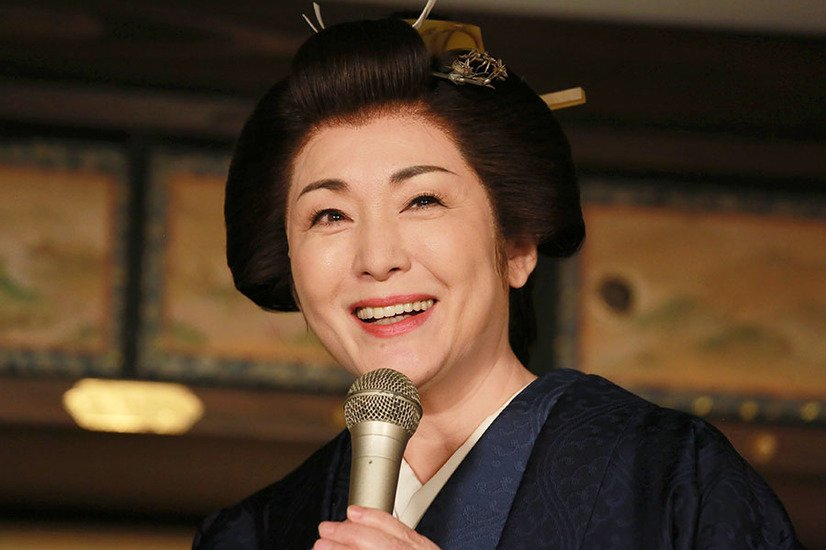 160689 - 松坂慶子の旦那は誰?過去にテレビ出演した二人の娘