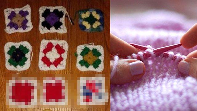 171211 115 - 【鼻酸】從媽媽歷年的編織作品,看見失智惡化的過程