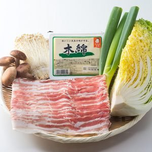 とろける鹿児島県産黒豚しゃぶしゃぶセット