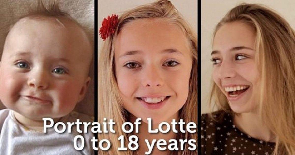 22 1.jpg?resize=1200,630 - 탄생부터 성장까지…'18년' 동안 딸을 위해 준비한 아빠의 특별한 선물 (영상)