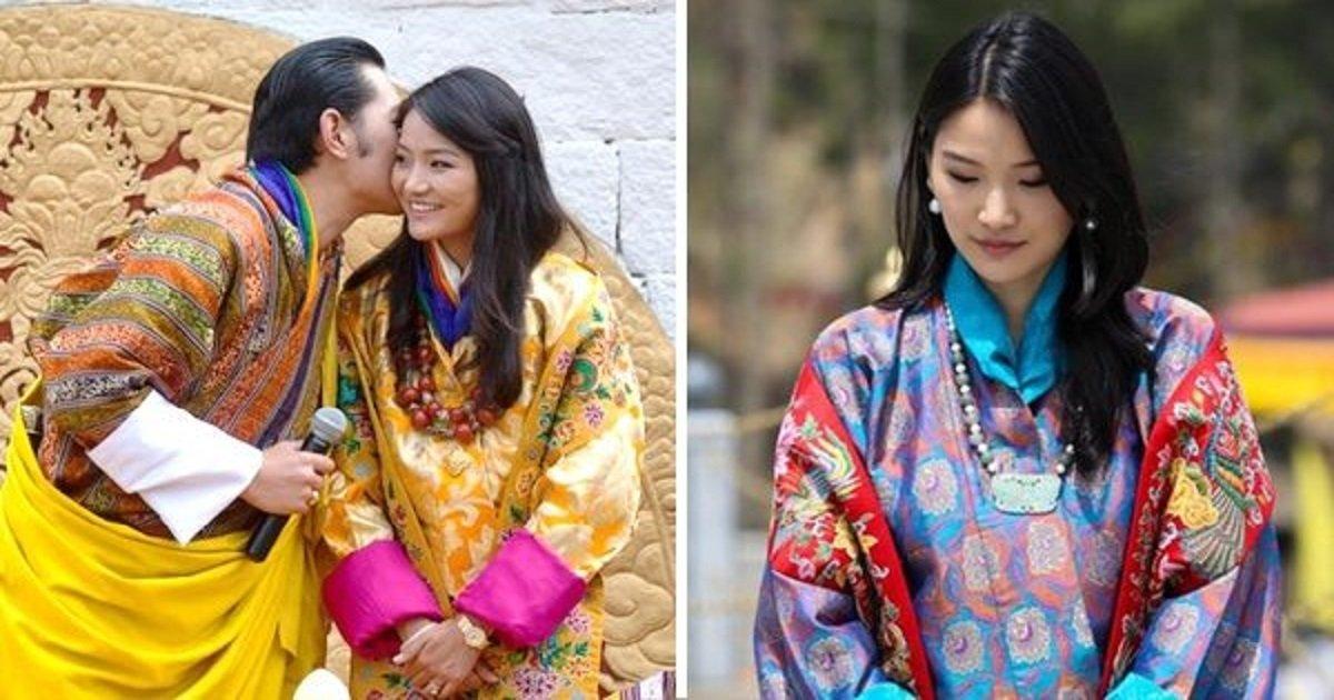 """222 3.jpg?resize=1200,630 - """"나의 아내가 되어줘""""… 10년 전 사랑의 약속을 지킨 부탄 왕자"""