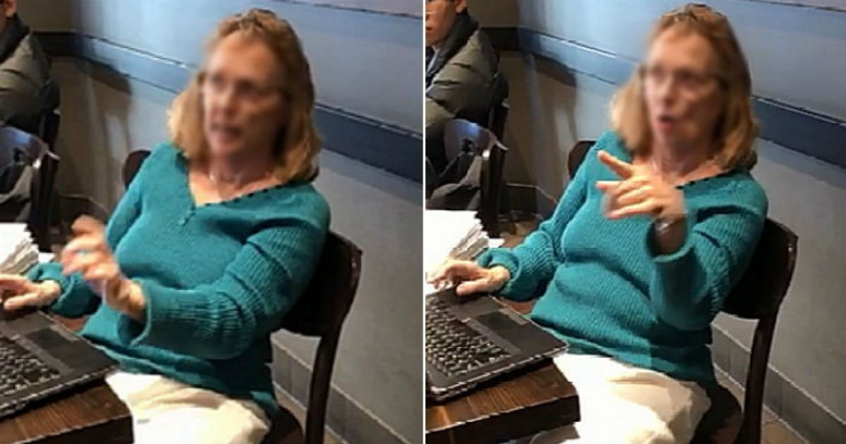 """3 136 - """"미국에서는 영어 써라"""", """"역겨운 한국어""""...캘리포니아에서 벌어진 백인 여성의 '인종 차별'(영상)"""
