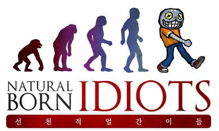 네이버 웹툰 '선천적 얼간이들'