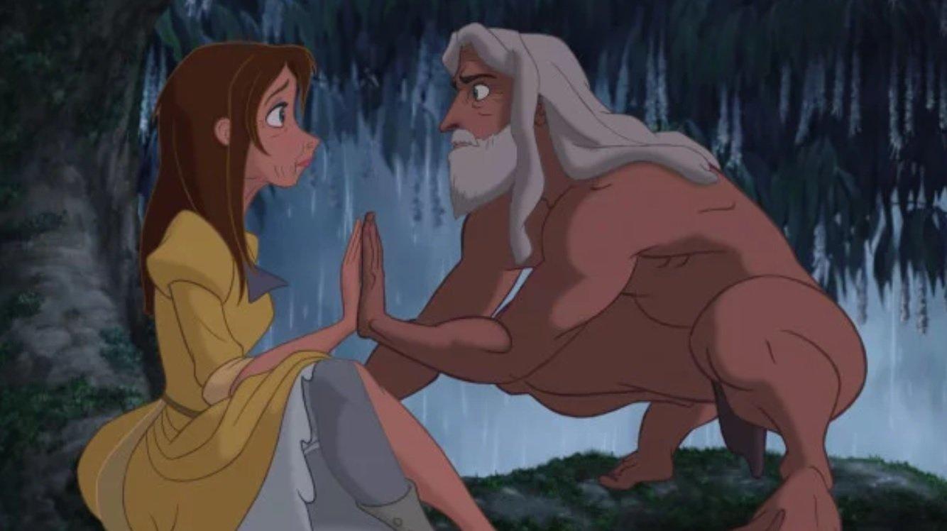 3 72 - ¡Mira Cómo Se Verían Tus Parejas Preferidas De Disney Si Envejecieran!