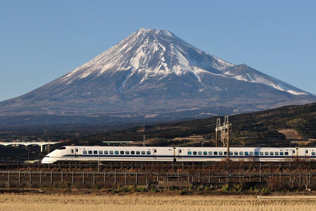 348 - 窓際はマスト!上手に新幹線で富士山を見るコツ