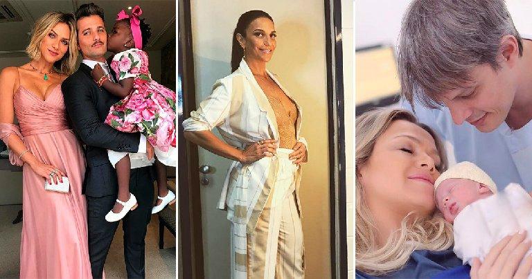 35 7 1.jpg?resize=300,169 - As fotos em família mais curtidas de 2017: lista feita pelo Instagram tem Titi, Manu e Ivete