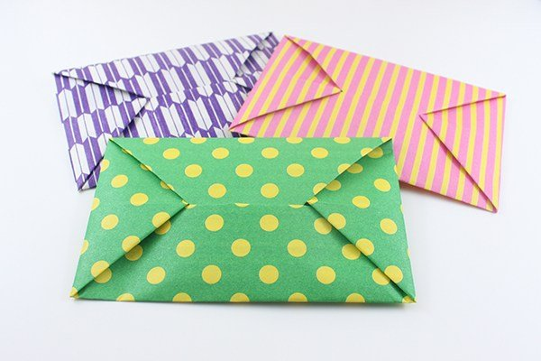 419 3 - カンタンにできる!折り紙で封筒を作る方法