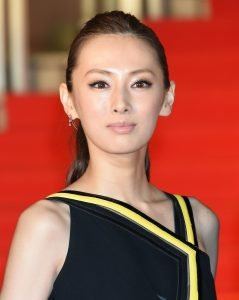TOKYO, JAPAN - OCTOBER 22:  Actress Keiko Kitagawa attends the opening ceremony of the Tokyo International Film Festival 2015 at Roppongi Hills on October 22, 2015 in Tokyo, Japan.  (Photo by Jun Sato/WireImage)
