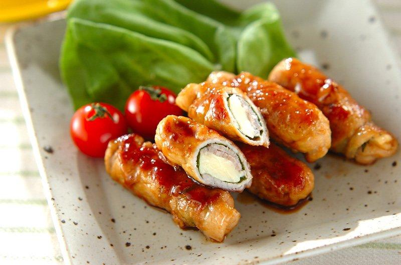 4b496f19499fc9c150db9efaefe446fe - 野菜を巻いて倍おいしい!豚ロースの巻き巻きレシピ