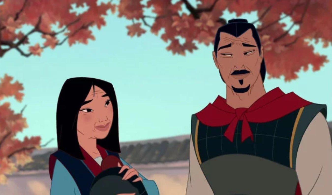 5 47 - ¡Mira Cómo Se Verían Tus Parejas Preferidas De Disney Si Envejecieran!