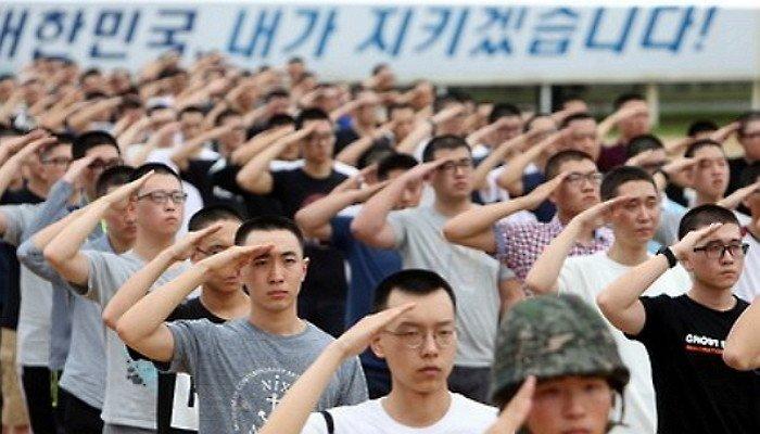 논산 육군훈련소 모습 / 연합뉴스
