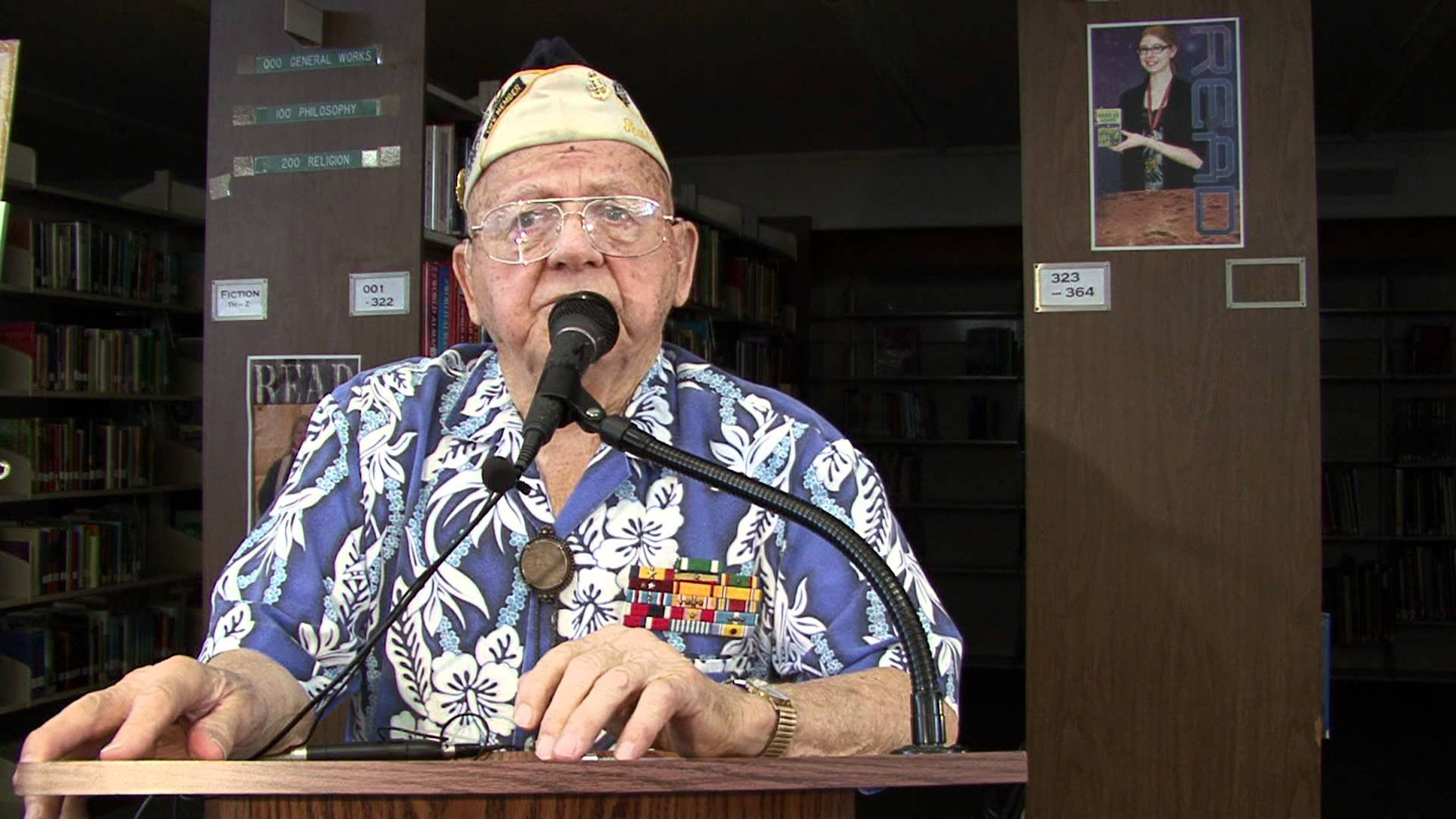 5a26c7a83a78d  maxresdefault - Old Pearl Harbor Survivor Makes Amazing Appearance, Wins The Hearts Of Over 54,000 Audience
