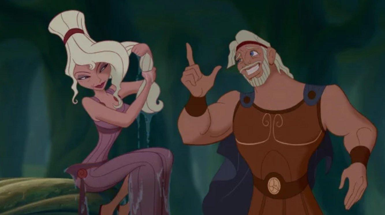 7 33 - ¡Mira Cómo Se Verían Tus Parejas Preferidas De Disney Si Envejecieran!