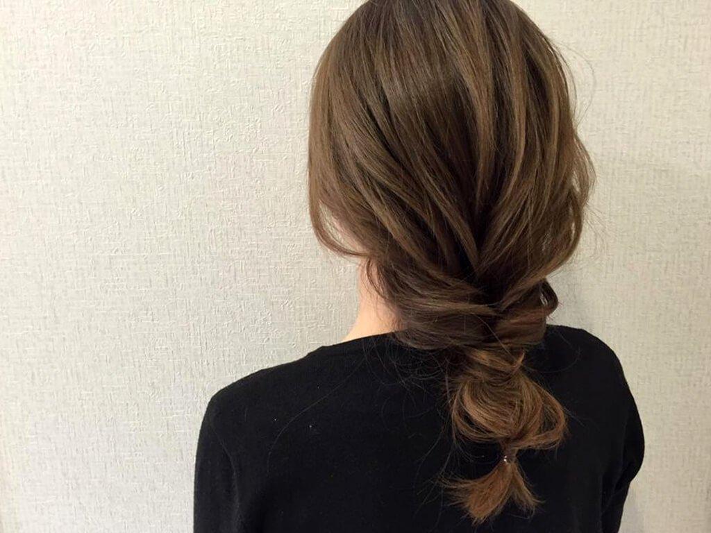 8303d1dc55913ec20c08c9a3b5753abf - セミロングの髪型におすすめの簡単ヘアアレンジ