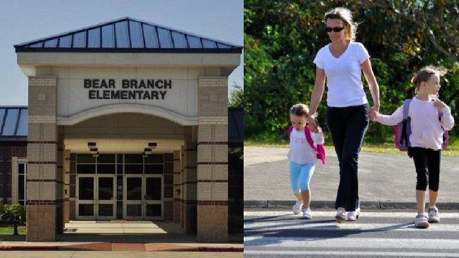 875245 - Texas : une école interdit aux parents d'accompagner leurs enfants à pieds