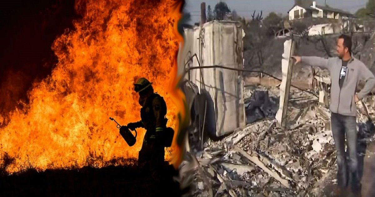 888 1.jpg?resize=300,169 - The Wildfire Took Over State Of California And Burned The Family's Dream Home 5 Days After Purchase