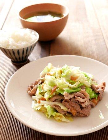 0a43cf61505d20428083ce60372b7c8af827708e - 豚肉とキャベツのレシピ!簡単おいしい満腹レシピ集