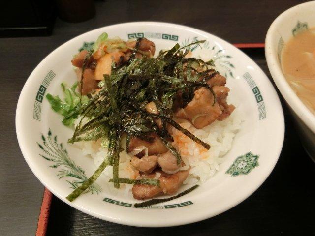 日高屋 ミニ焼鳥丼에 대한 이미지 검색결과