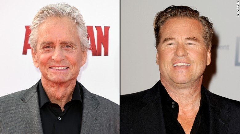 161117094156 val kilmer michael douglas split exlarge 169 - Actor Val Kilmer Credits His Recovery From Terminal Throat Cancer To 'Power of Prayer'