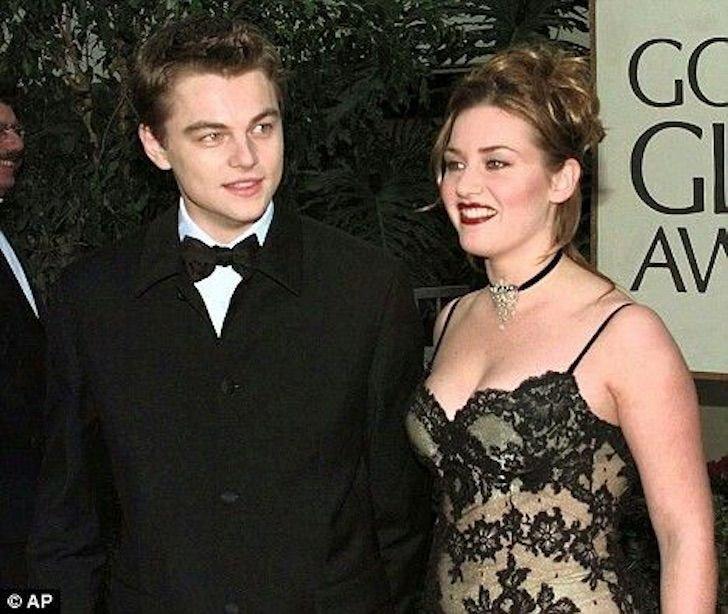 1f42bfc8c0d0ee4e5f53d6c65d191a0f kate winslet globe and - A 20 años de la película Titanic, recordamos su premier en donde asistieron grandes celebridades.
