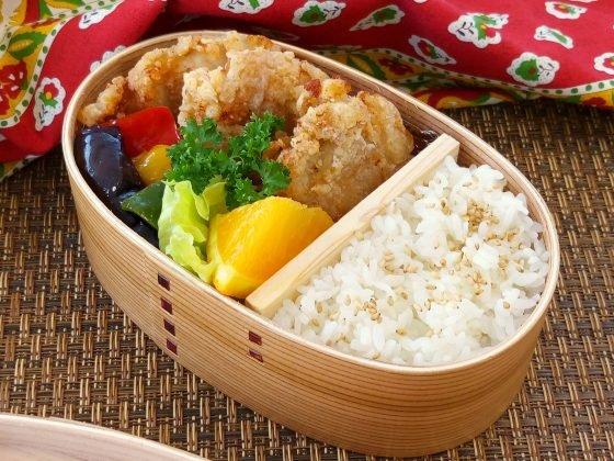 お弁当 おかず レシピ 簡単 運動会 鶏の唐揚げ
