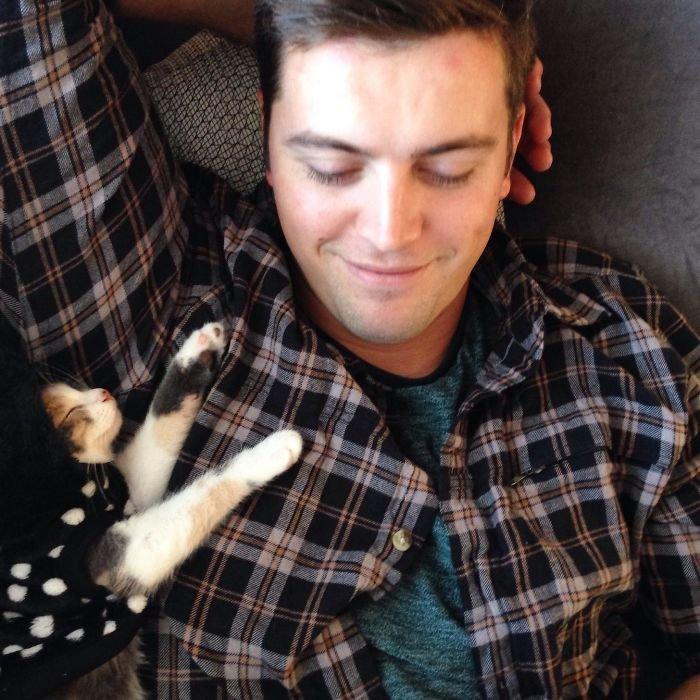 Before I Got My Kitten, My Boyfriend Said He Didn