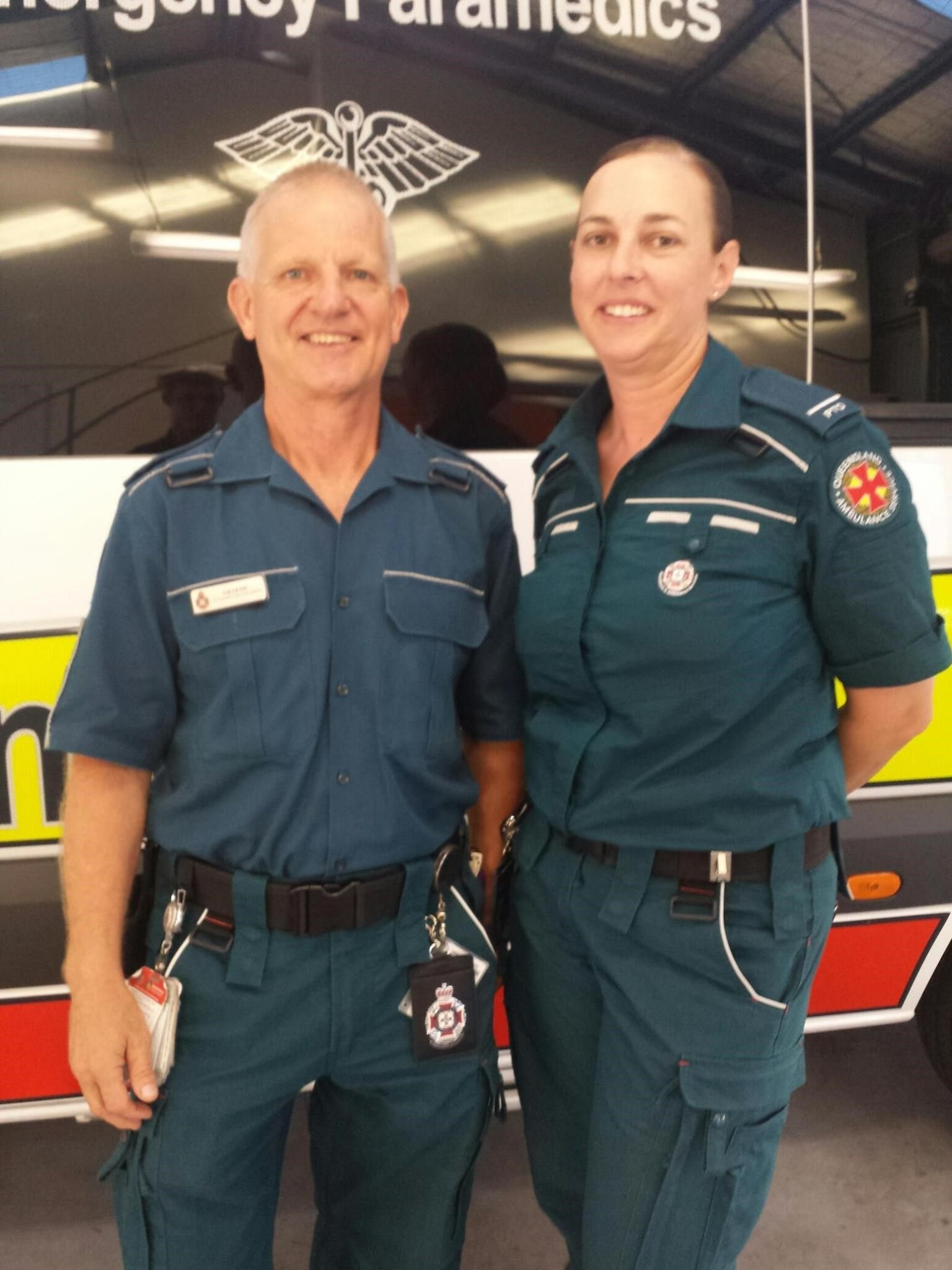 636470653869297939 queensland 1 - Paramedic Takes Dying Woman to See Beach on Stretcher One Last Time