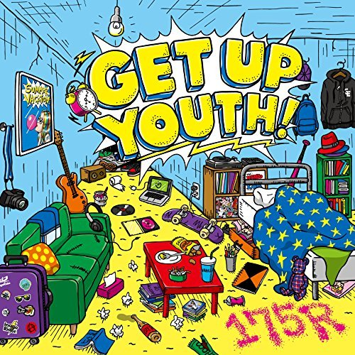 175r GET UP YOUTH!에 대한 이미지 검색결과