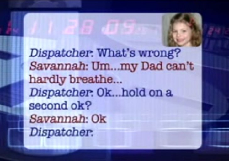 911call - 5-Year-Old Dials 911 For Father, But During The Call She Makes A Hilarious Confession