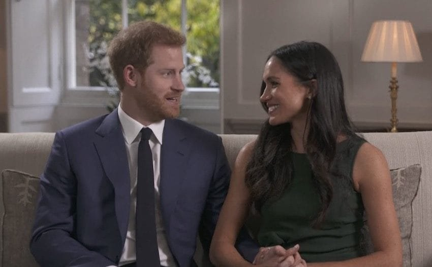 Prince Harry and Meghan Markle's first joint engagement with Kate and William forecasting