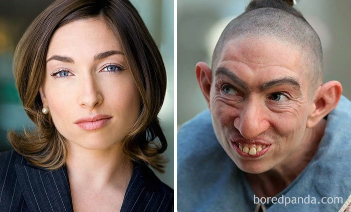 actors special effects makeup before after 113 5a0d9a475c56c  700 - 30 Amazing Photos Of Actors Before And After Movie-Makeup