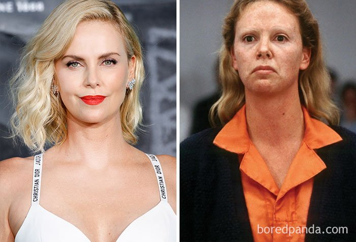 Charlize Theron - Aileen (Monster)