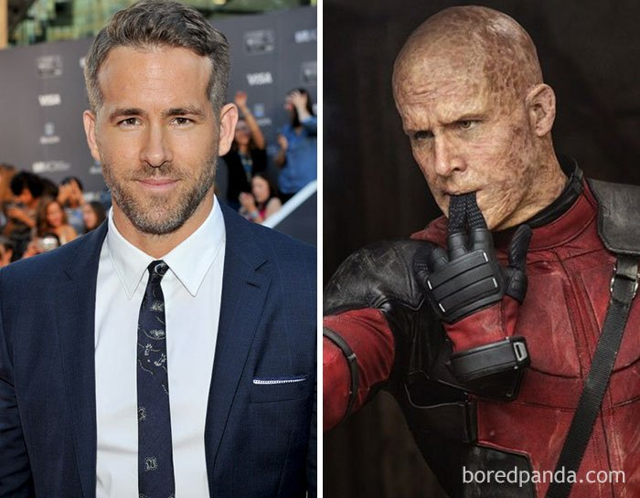 Ryan Reynolds - Deadpool (Deadpool)