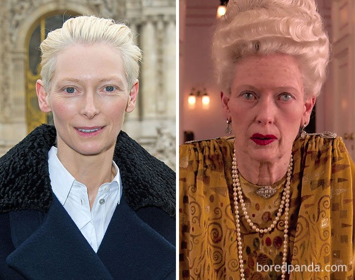 Tilda Swinton - Madame D. (The Grand Budapest Hotel)
